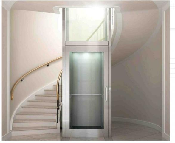 Лифт в частном доме своими руками видео